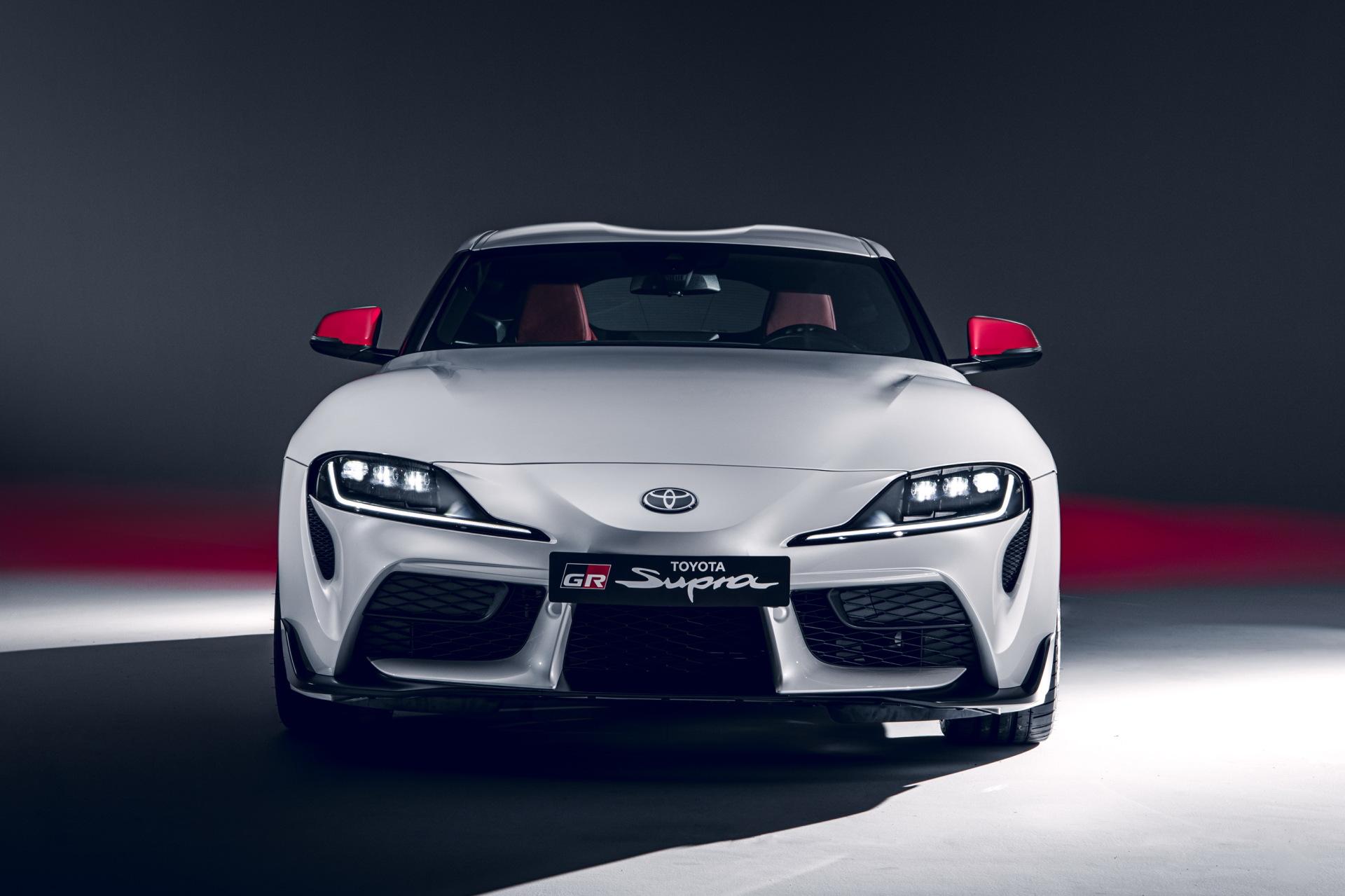 Toyota Supra GR (2020). Les prix et la gamme de la version 2.0 litres