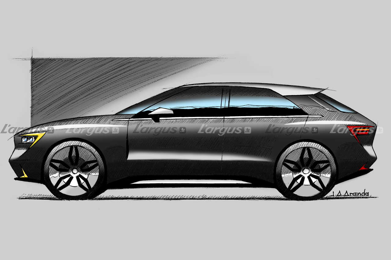 Renault SUV électrique (2022) : jusqu'à 400 ch et quatre roue motrices