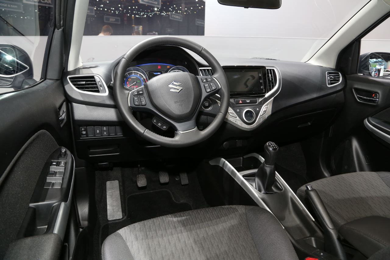 Suzuki Baleno 2016 Pas De Diesel Mais Trois Essence Dont