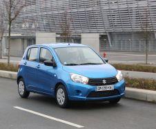 Essai Suzuki Celerio 1.0 : beaucoup d'espace, tout petit prix