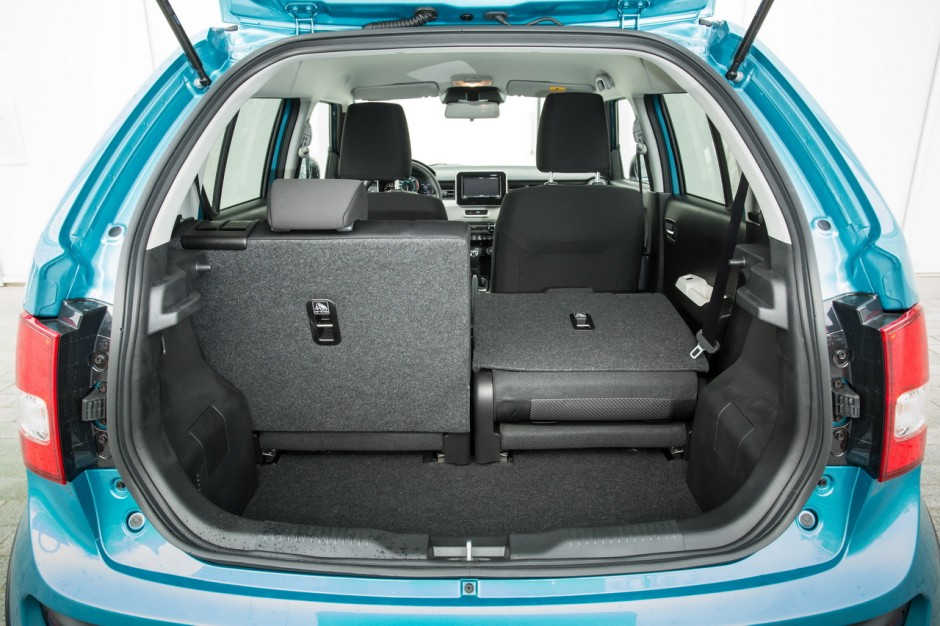 essai comparatif la suzuki ignis d fie la renault twingo photo 72 l 39 argus. Black Bedroom Furniture Sets. Home Design Ideas