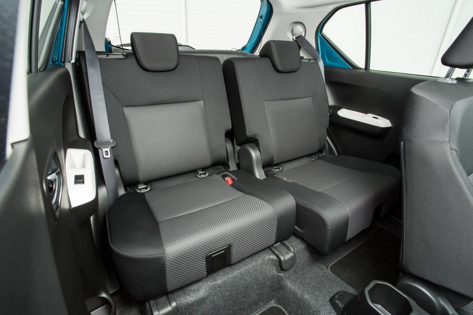 essai comparatif la suzuki ignis d fie la renault twingo photo 74 l 39 argus. Black Bedroom Furniture Sets. Home Design Ideas