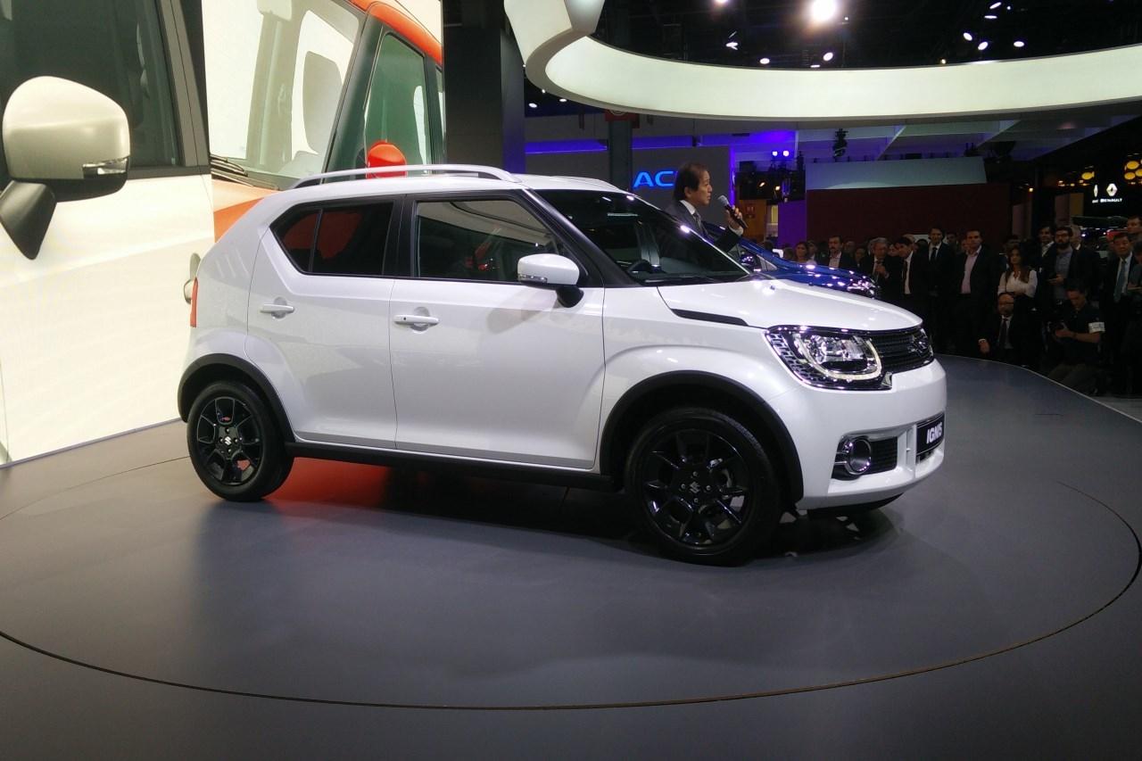 Suzuki Ignis : le nouveau petit crossover de Suzuki ...