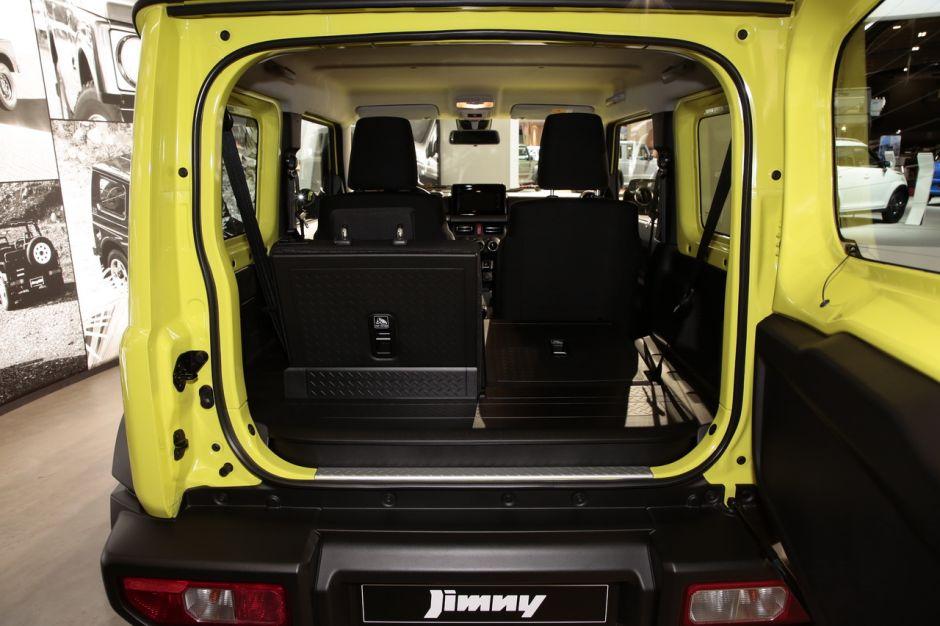 Nouveau Qashqai 2018 >> Suzuki Jimny : un 4x4 mini et authentique au Mondial de l ...