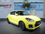 Suzuki Swift Sport 2018 : infos et photos sur la nouvelle Swift Sport