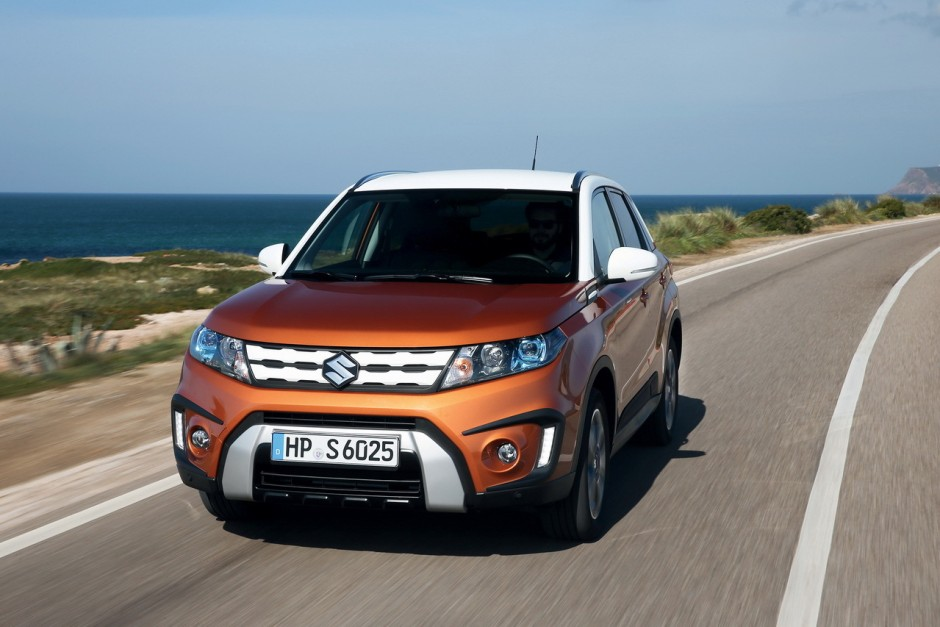 essai suzuki vitara 2015 avis sur le 1 6 120 ch essence photo 1 l 39 argus. Black Bedroom Furniture Sets. Home Design Ideas