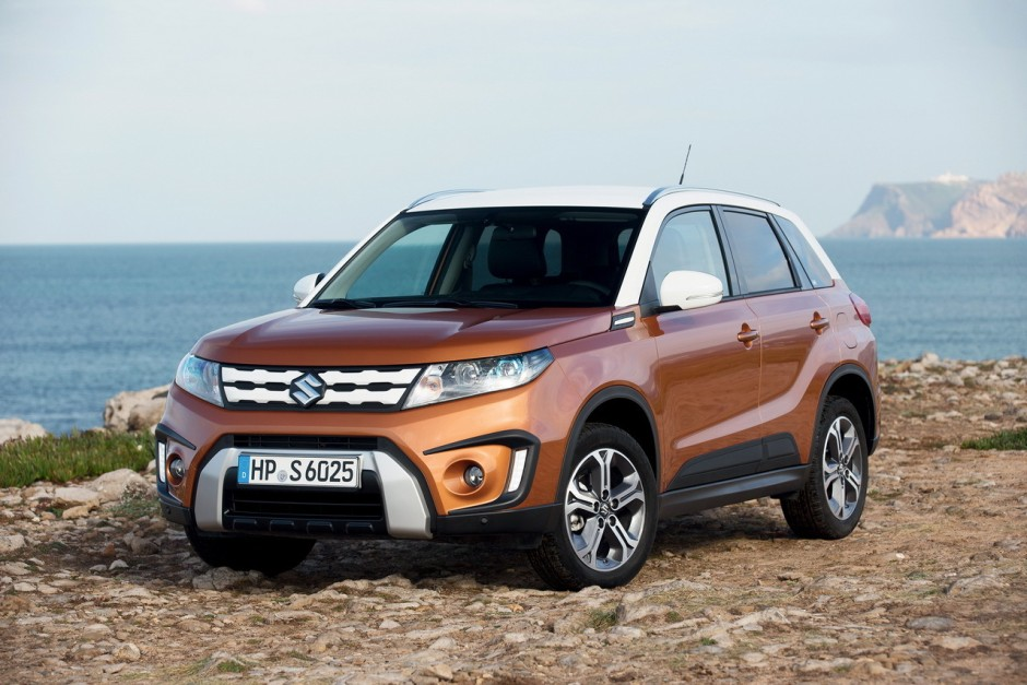 essai suzuki vitara 2015 avis sur le 1 6 120 ch essence photo 5 l 39 argus. Black Bedroom Furniture Sets. Home Design Ideas