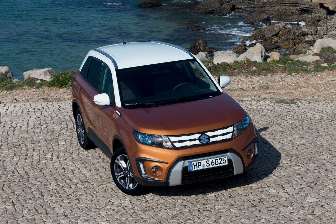 essai suzuki vitara 2015 avis sur le 1 6 120 ch essence photo 7 l 39 argus. Black Bedroom Furniture Sets. Home Design Ideas