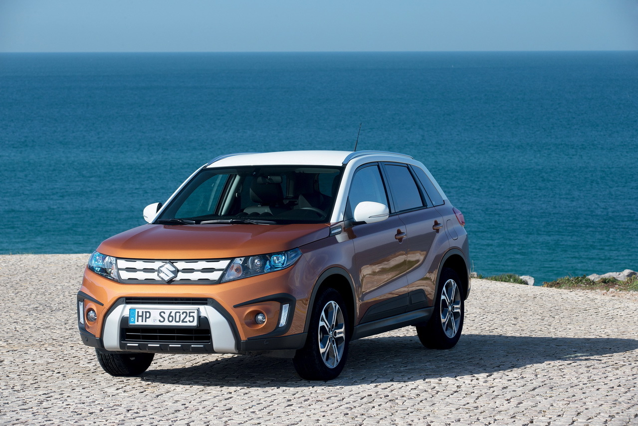 essai suzuki vitara 2015 avis sur le 1 6 120 ch essence photo 11 l 39 argus. Black Bedroom Furniture Sets. Home Design Ideas