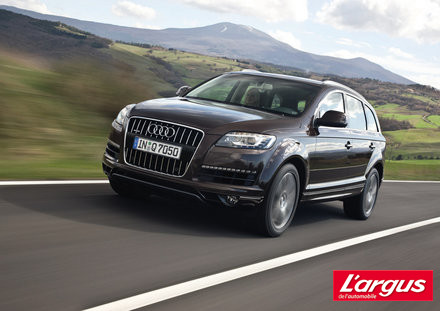 Dossier Qualité / Fiabilité Audi Q7