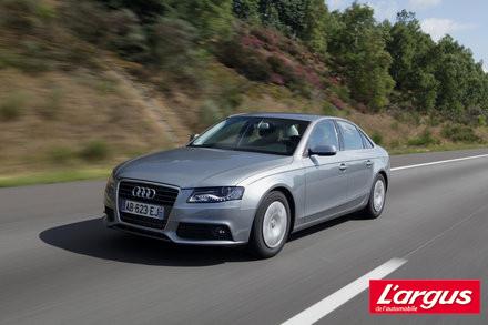 Dossier Qualité / Fiabilité Audi A4 IV (B8)
