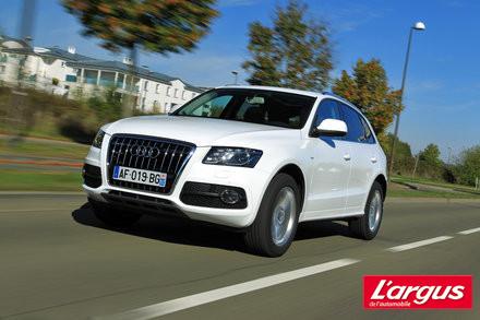 Dossier Qualité / Fiabilité Audi Q5