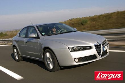 Dossier Qualité / Fiabilité Alfa-Romeo 159