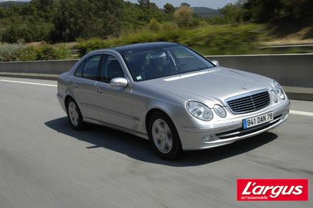 Dossier Qualité / Fiabilité Mercedes-Benz Classe E III (W211)
