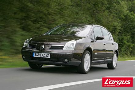 Dossier Qualité / Fiabilité Renault Vel Satis I (B73)