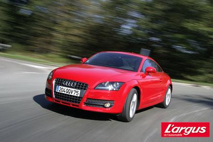 Dossier Qualité / Fiabilité Audi TT II