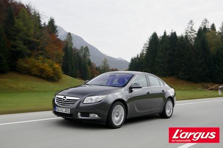 Dossier Qualité / Fiabilité Opel Insignia