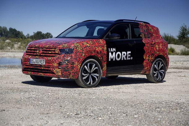 Le Volkswagen T Cross Sera Fabrique En Espagne L Argus