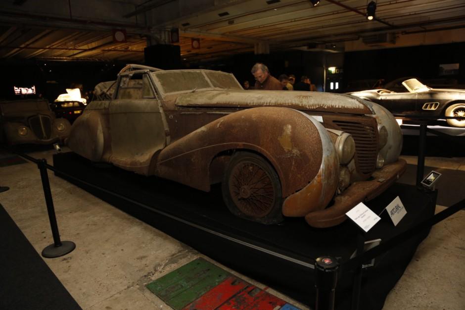 La Collection Baillon Retour Sur Ce Tr 233 Sor Automobile En