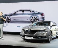 Laurens van den Acker Renault Talisman