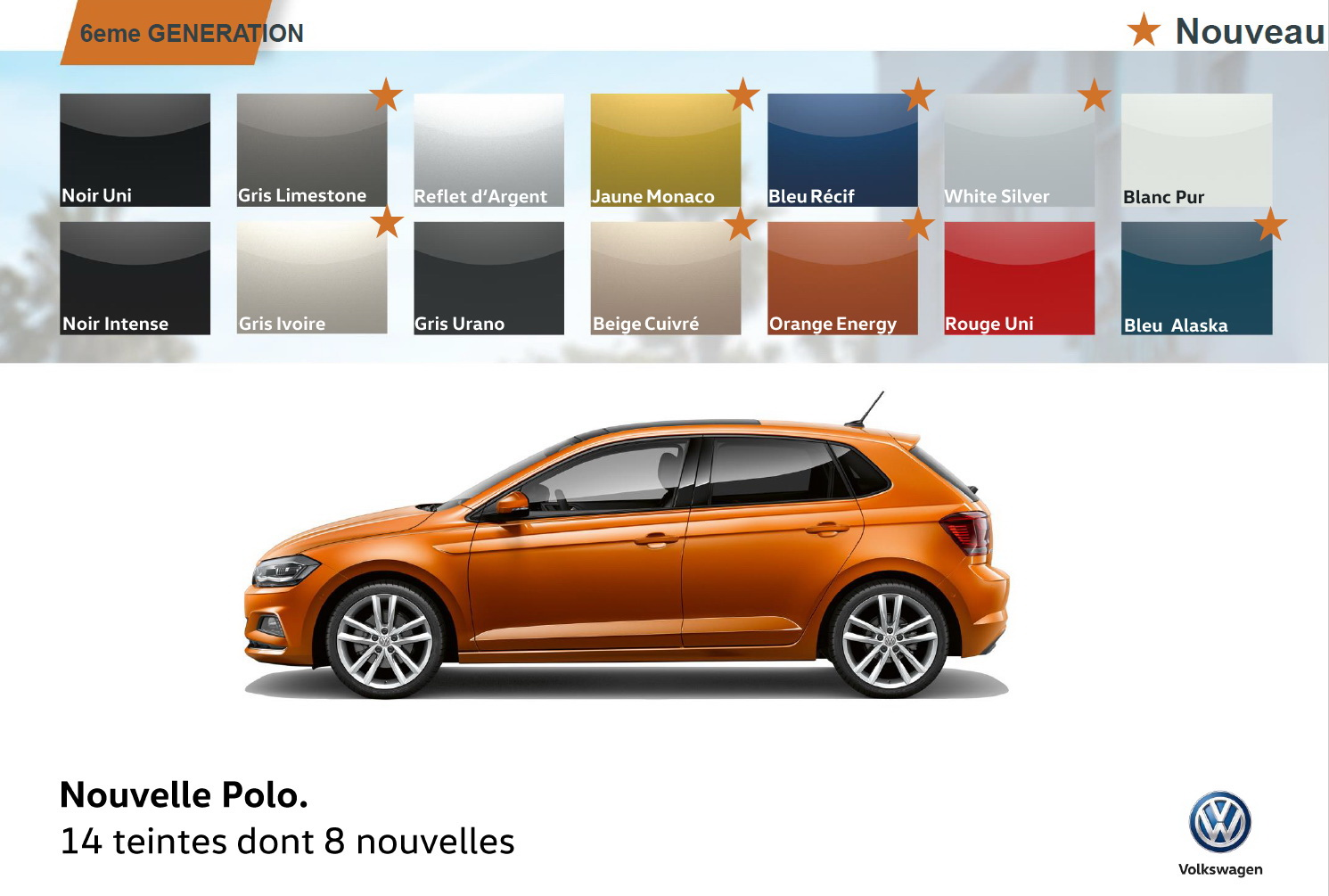 tarifs volkswagen polo 6 2017 prix gamme et fiches techniques photo 17 l 39 argus. Black Bedroom Furniture Sets. Home Design Ideas