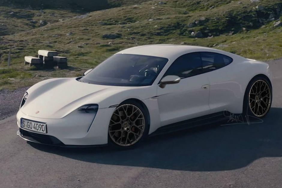 Porsche Taycan Cross Turismo & Coupé Taycan-coupe-2014-sin