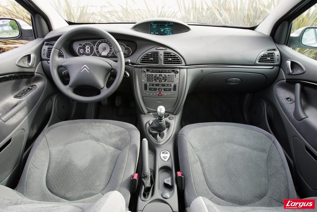 Citroën C5 Au volant