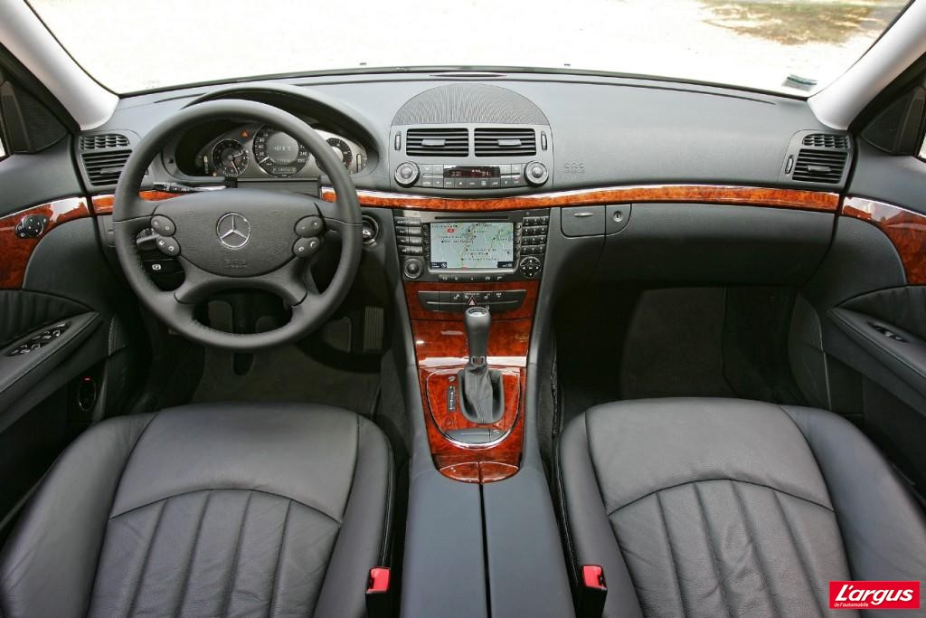 Mercedes Benz Classe E Iii W211 Laquelle Choisir