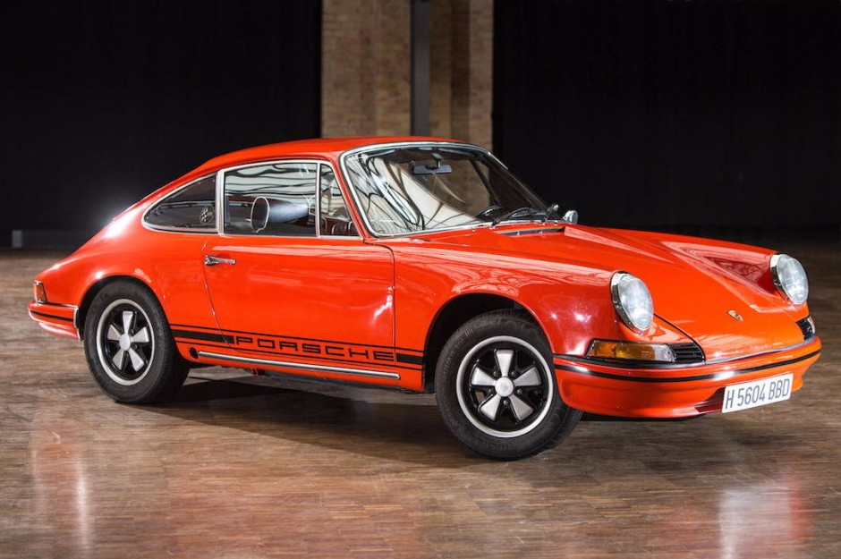 vente bonhams 2016 les p pites de la vente aux ench res porsche 911 t 2 0 coupe 1969 lot. Black Bedroom Furniture Sets. Home Design Ideas