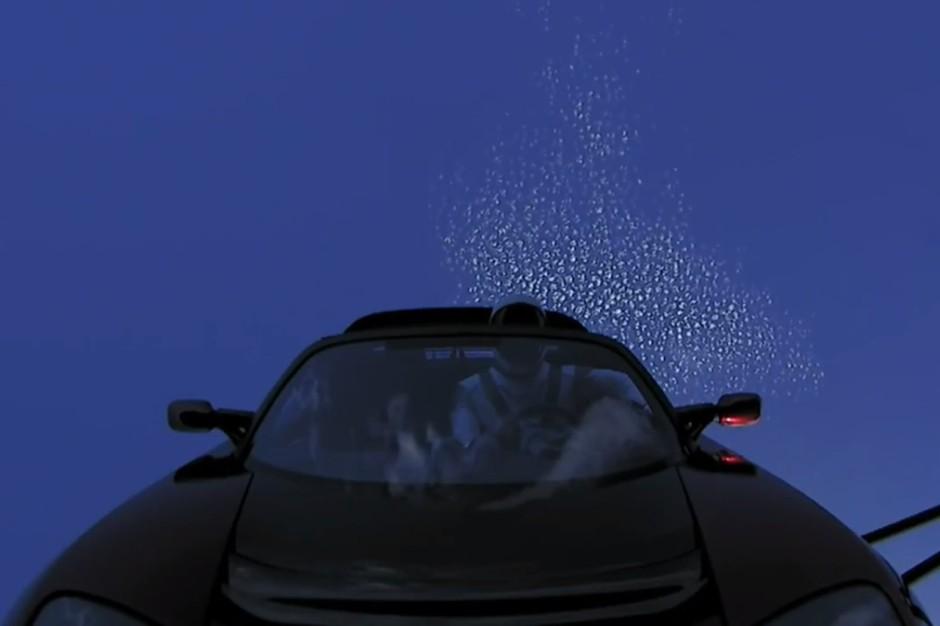 vid o tesla lance la premi re voiture dans l 39 espace photo 1 l 39 argus. Black Bedroom Furniture Sets. Home Design Ideas