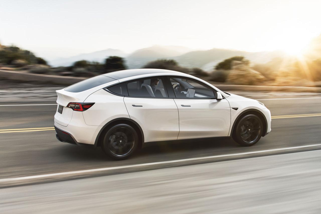 Tesla Model Y: premières livraisons en mars 2020