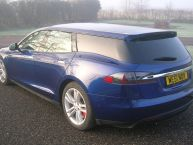Tesla Model S Shooting Brake : le break de chasse électrique
