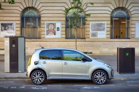 volkswagen e-up profil en charge