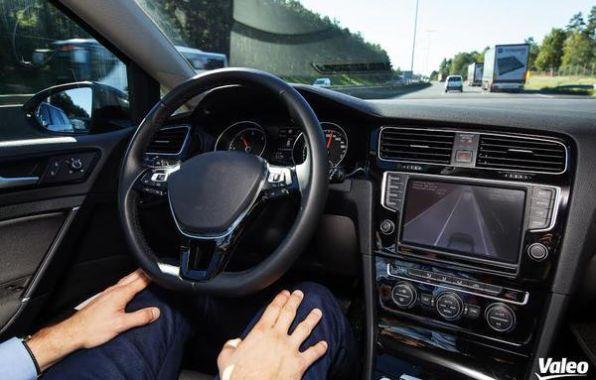 conduite autonome valeo