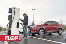 recharge hyundai kona electric