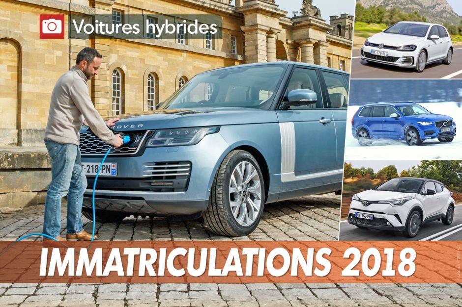 les meilleures ventes de voitures hybrides en france en 2018 photo 1 l 39 argus. Black Bedroom Furniture Sets. Home Design Ideas