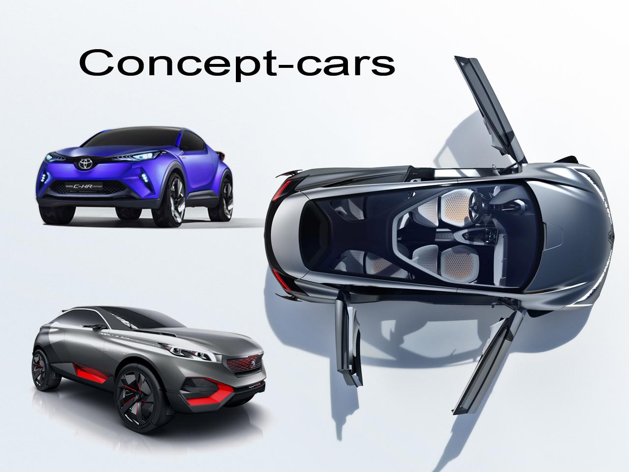 les concepts car d couvrir au mondial de l 39 automobile 2014 photo 8 l 39 argus. Black Bedroom Furniture Sets. Home Design Ideas