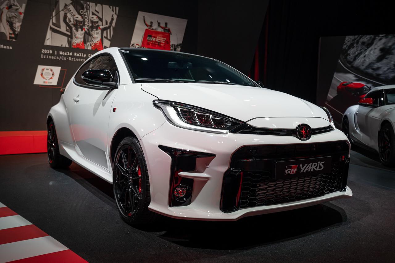 Toyota GR Yaris (2020) : bienvenue à bord de la sulfureuse citadine