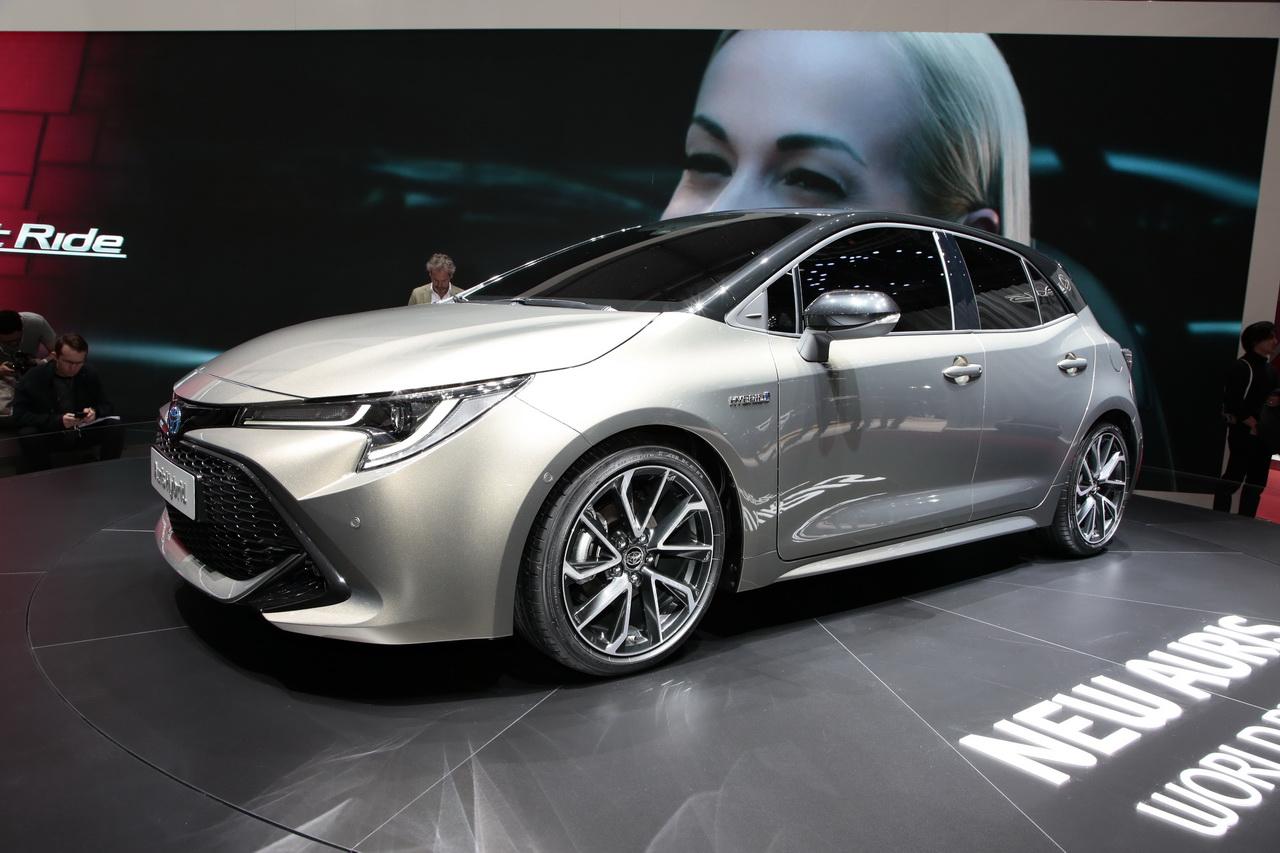 Toyota Auris (2018) : elle sera uniquement hybride en ...