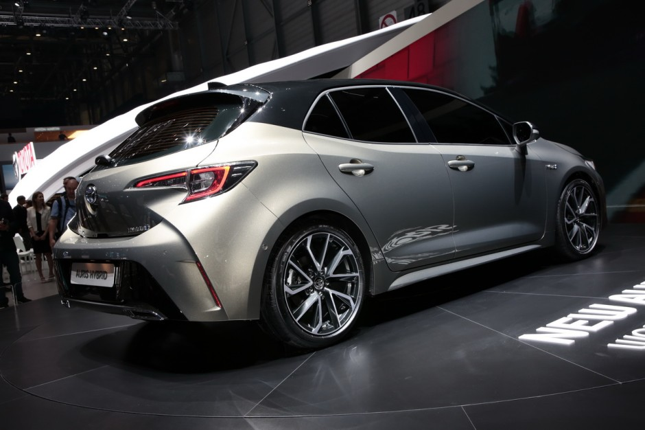 Toyota Auris 2018 Elle Sera Uniquement Hybride En