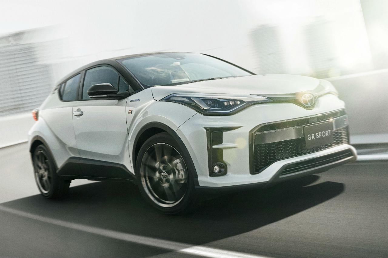 Toyota C-HR GR Sport: une version sportive bientôt en Europe ?