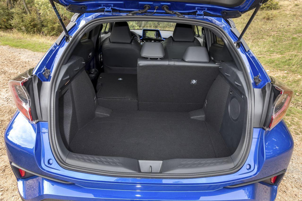 Premier essai Toyota C-HR. Au volant de la version hybride ...