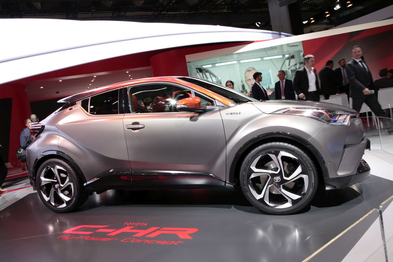 Toyota Chr Hypowerconcept Ac Francfort additionally Seatibizacupra in addition Techart For Porsche Macan Front likewise D B as well Fiat Abarth Grande Punto S V. on dodge fiat diesel