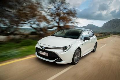Essai Toyota Corolla 122h (2019) : pas un retour, une