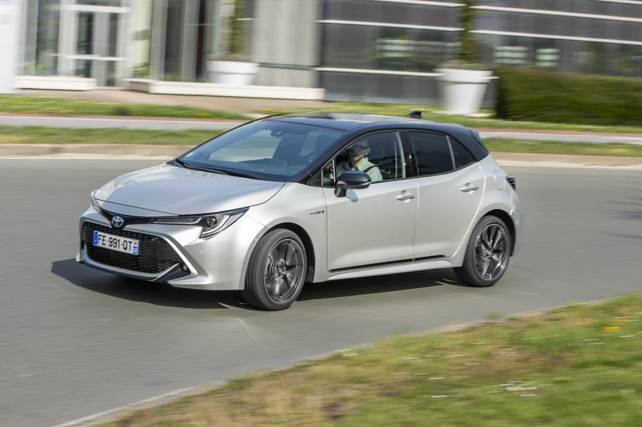 Prix Toyota Corolla Hybride 2020 : hausse de tarifs