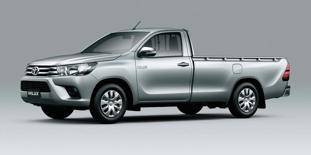 nouveau toyota hilux le num ro 8 photo 12 l 39 argus. Black Bedroom Furniture Sets. Home Design Ideas