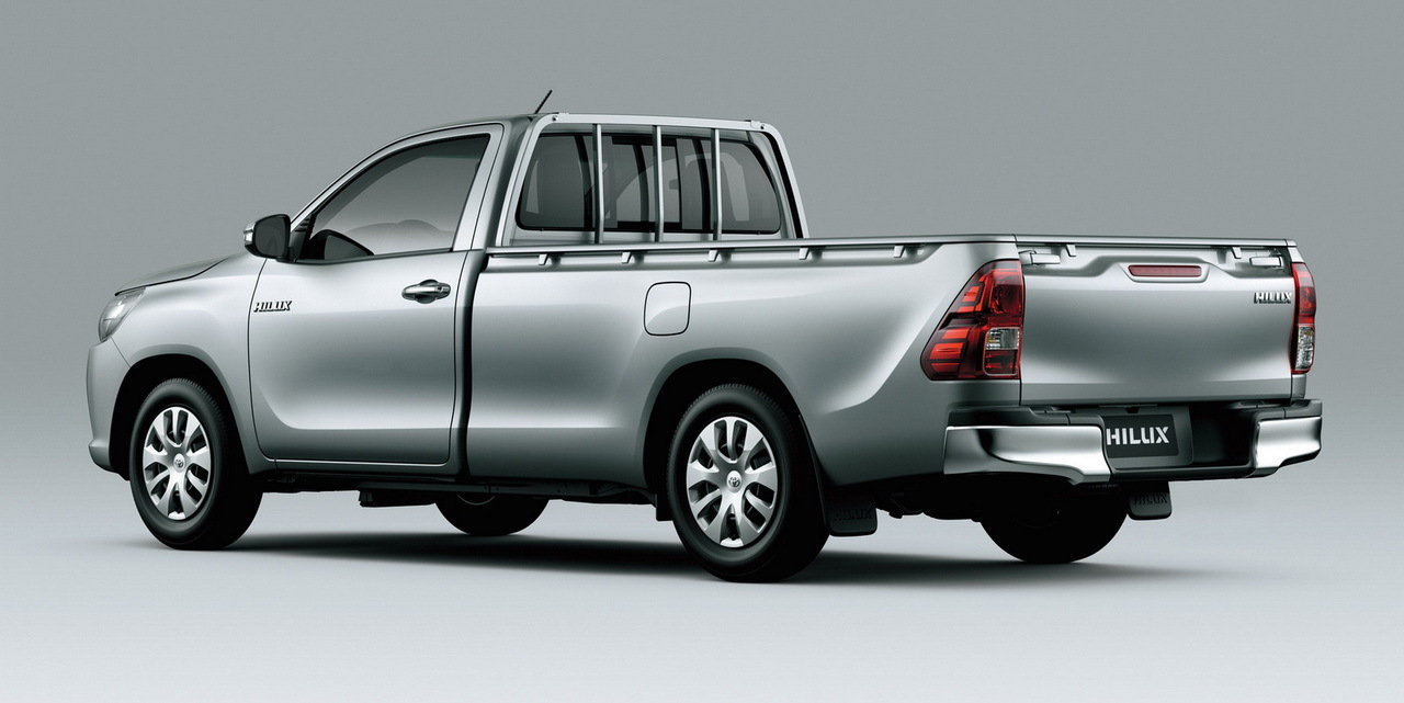 nouveau toyota hilux le num ro 8 photo 13 l 39 argus. Black Bedroom Furniture Sets. Home Design Ideas