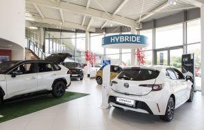 Marché voitures automobile ventes novembre 2020