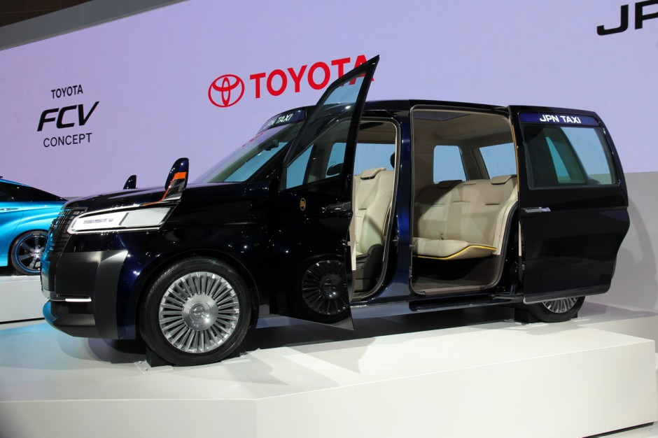 toyota jpn taxi concept un peu de londres tokyo photo 4 l 39 argus. Black Bedroom Furniture Sets. Home Design Ideas