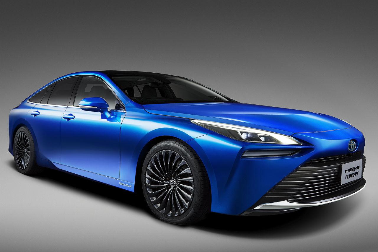 Toyota Mirai: la seconde génération annoncée à Tokyo
